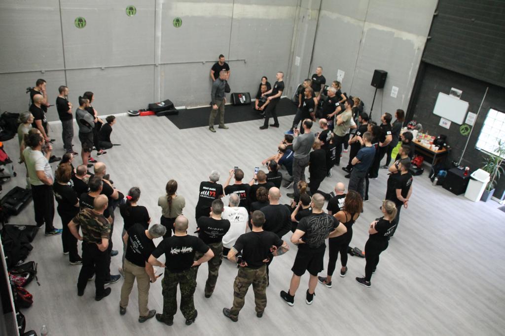 théorie - Stage Antiterrorisme - Paris 2020